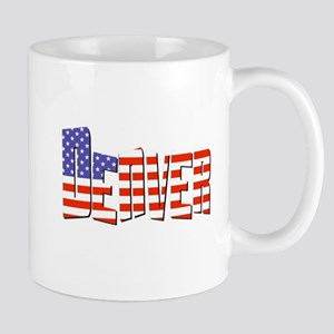Patriotic Denver Mugs