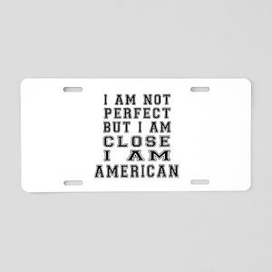 Armenian Designs Aluminum License Plate