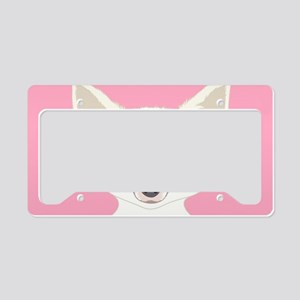 Chihuahua License Plate Holder
