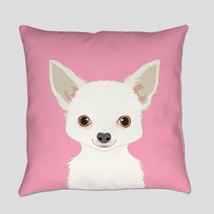 Chihuahua Everyday Pillow