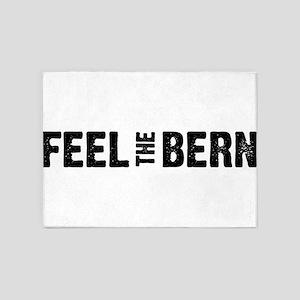 Bernie Sanders President 5'x7'Area Rug