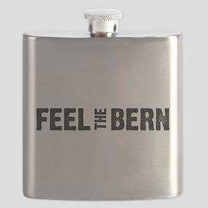 Bernie Sanders President Flask