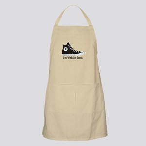 With The Band Apron