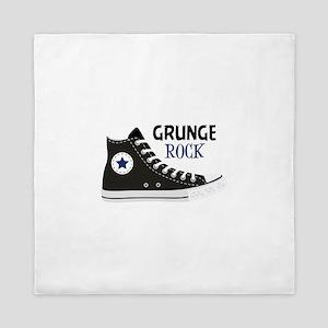 Grunge Rock Queen Duvet