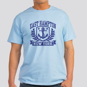 East hampton NY Light T-Shirt