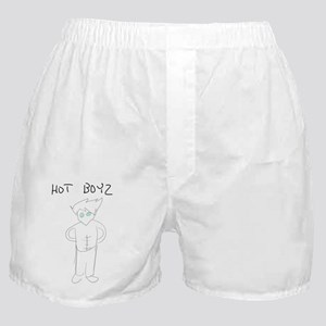 i dont remember making this Boxer Shorts
