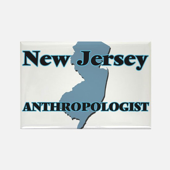New Jersey Anthropologist Magnets
