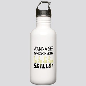 Wanna See Some Daito R Stainless Water Bottle 1.0L
