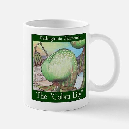 Darlingtonia Californica (cobra Lily) Mug Mugs