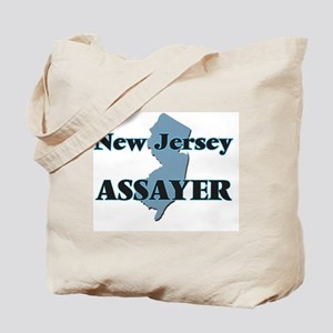 New Jersey Assayer Tote Bag
