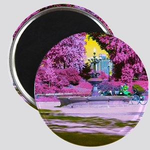 THE PINK PARK Magnets