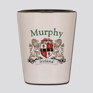 Murphy Irish Coat of Arms Shot Glass
