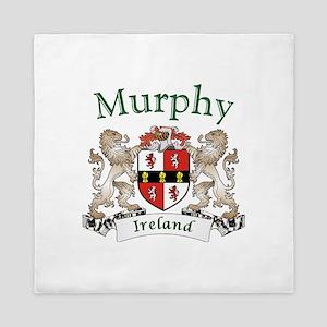 Murphy Irish Coat of Arms Queen Duvet