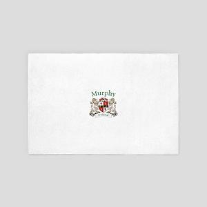 Murphy Irish Coat of Arms 4' x 6' Rug