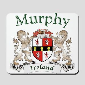 Murphy Irish Coat of Arms Mousepad