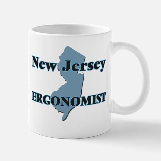 New Jersey Ergonomist Mugs
