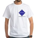Christianity White T-Shirt