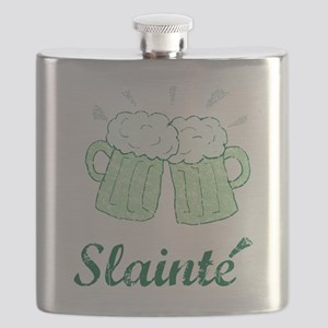 Slainte Beer Mugs Flask