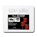 A.I. Wars Mousepad