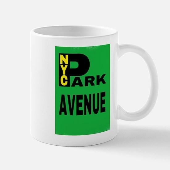 NYC PARK AVENUE Mugs