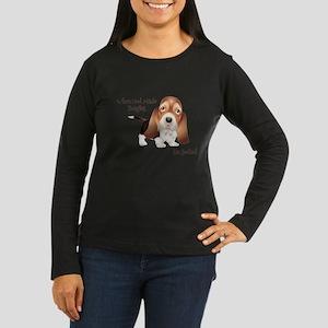 When God Made Beagles Long Sleeve T-Shirt