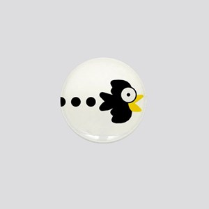 Anime crow Mini Button