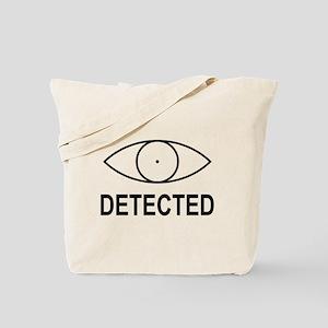 Skyrim detected Black Tote Bag