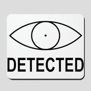 Skyrim detected Black Mousepad