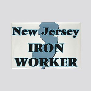 New Jersey Iron Worker Magnets