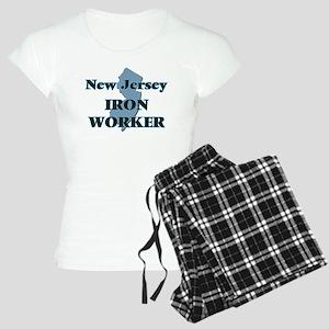 New Jersey Iron Worker Women's Light Pajamas