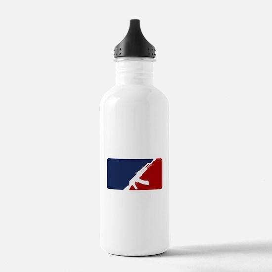 AK 47 league Water Bottle
