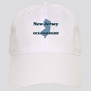 New Jersey Oceanologist Cap