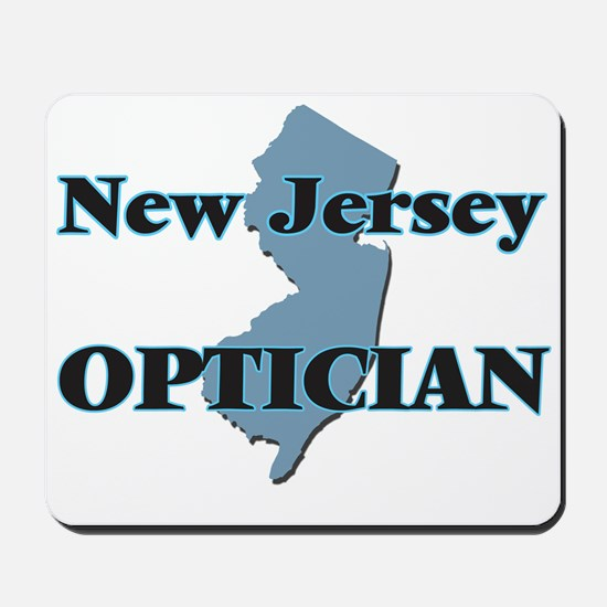 New Jersey Optician Mousepad