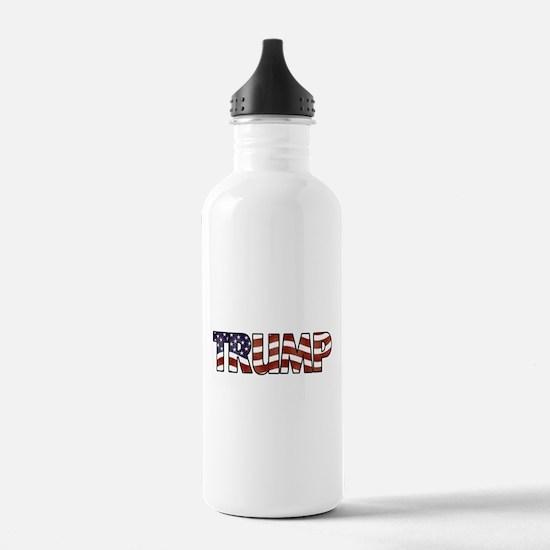 trump Water Bottle