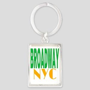 BROADWAY NYC Keychains