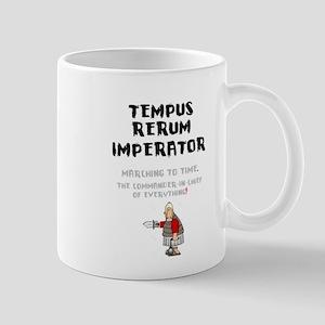 TEMPUS RERUM IMPERATOR - MARCHING TO TIME - R Mugs