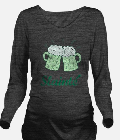Slainte Beer Mugs T-Shirt