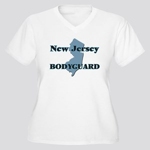 New Jersey Bodyguard Plus Size T-Shirt