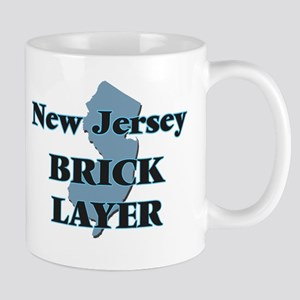 New Jersey Brick Layer Mugs