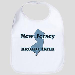 New Jersey Broadcaster Bib