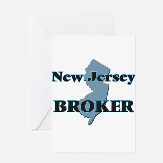 New Jersey Broker Greeting Cards
