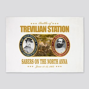 Trevilian Station (FH2) 5'x7'Area Rug