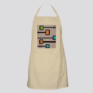 Mid-Century Abstract Art Apron