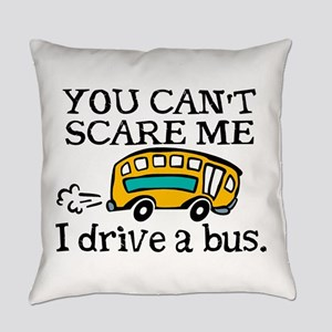 drivebus2 Everyday Pillow