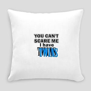 scaretwins Everyday Pillow