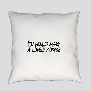 corpse3 Everyday Pillow