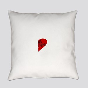 HEARTBESTFRE Everyday Pillow