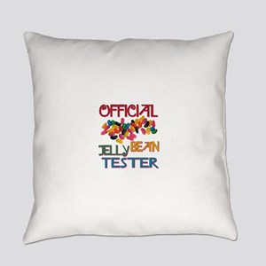Jelly Bean Tester Everyday Pillow