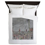 European City Queen Duvet