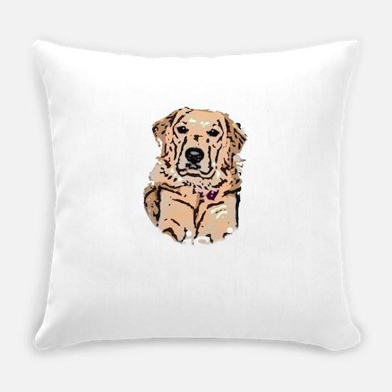 golden.png Everyday Pillow